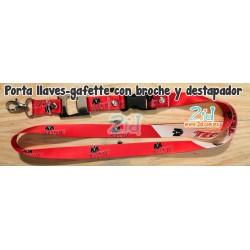 PORTA LLAVES-CREDENCIAL...